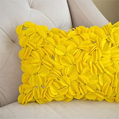 A custom throw pillow for under $10!