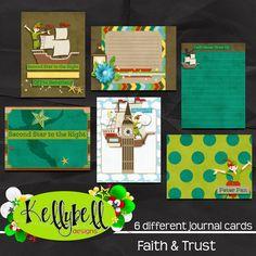 Faith & Trust Journal Cards