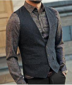 Herren Fischgrätmuster Maß Herren MasculinoFischgrat Tweed Brown MantelBespoke Großhandel Mantel MäntelBlazer Tweed Männer Nach Mit Mantel Jacke ULVzqSMpG