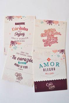 wedding souvenir card