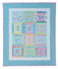 Eleanor Burns Twice as Nice Quilt Pattern