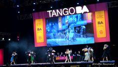 Mundial de Tango en Buenos Aires.