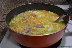 Lomi Noodle Soup | Magluto.com - Filipino Dishes & Recipes