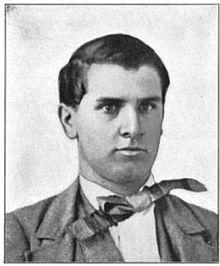 William McKinley at age 15