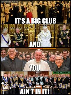 It's a big club; and you ain't in it - George Carlin George Carlin, Interesting Conspiracy Theories, Illuminati Conspiracy, Illuminati Facts, Illuminati Secrets, Freemasonry, Truth Hurts, New World Order, Kirchen