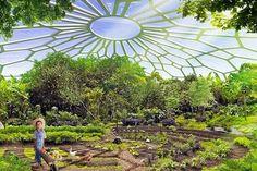 Grüne Architektur: Grüne Oasen statt grauer Beton.  Dieser Film ist ein Plädoyer für eine bessere Architektur.  In Zeiten von Klimawandel und Ressourcenverknappung muss die Baukunst wieder zu einer Frage des Gewissens werden. Der Düsseldorfer Architekt Christoph Ingenhoven hat bereits umweltbewusst gebaut, als in der Baubranche noch niemand das Wort Nachhaltigkeit kannte.   Vor 20 Jahren erfand Ingenhoven das erste Öko-Hochhaus  #Ökologie #Nachhaltigkeit #Städteplanung