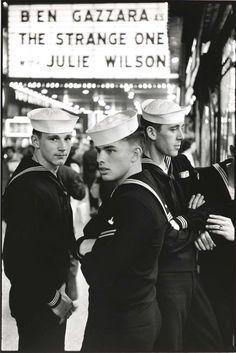 WWII Navy sailors