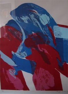 inger sitter maleri - Google-søk Trondheim, Organic Form, Brush Strokes, Art History, Abstract, Google, Artist, Painting, Color