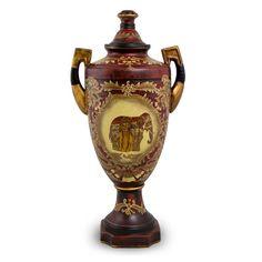 NEW! Regal Elephant Cremation Urn