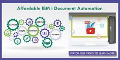 inFORM Decisions' IBM i document automation solutions and how they improve your business processes #ibmi #document automation