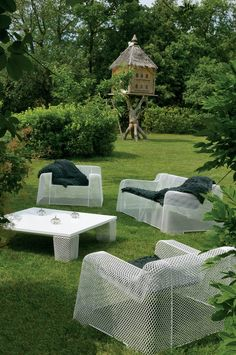 Creative outdoor furniture