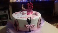 Torta Ballerina Danza Classica Le Torte Di Isabel Nel