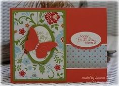 Vintage Birthday card by taylorsil - Cards and Paper Crafts at Splitcoaststampers
