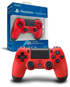 Sony: PS4 DualShock 4 Controller - Rosso Magma Red - € 59.90
