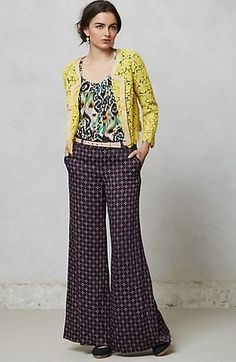Shop It Right Now: Chic Palazzo Pants For Spring (Yes, They're Back!) | StyleCaster