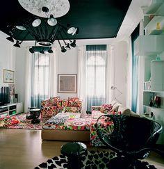 Квартира с анфиладой в Вене
