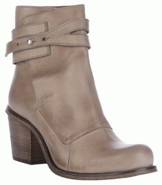 Fifth Avenue Shoe Repair V-Cuff Womans Boot Nude