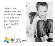 """Iscriviti al per-corso gratuito """"Come utilizzare le tue emozioni per diventare il genitore che vorresti essere"""" http://www.lallafly.com"""