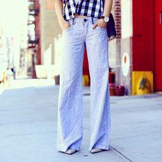 Pilco Linen Trousers #Anthropologie #MyAnthroPhoto