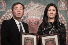 Flamboyant Shanghai Billionaire Art Collector Is Building Up a Family-Backed Auction House