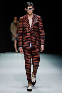 Male Fashion Trends: Andrea Pompilio Spring/Summer 2014 - Milán Fashion Week