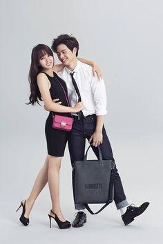 Kim So-Hyun & Yook Sungjae