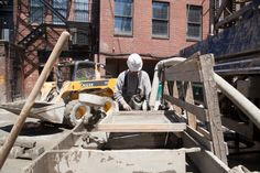 The BAC Geothermal Green Alley Project, Alley #444, between Boylston Street and Newbury Street. #sustainable #Boston