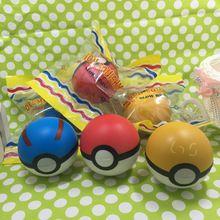 1 PZ New lento aumento pokemon squishy kuwaii squishy giocattoli Squishies pacchetto originale nuovo vlampo(China (Mainland))
