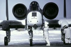 Winter A-10.