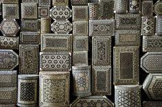 Boîtes décoratives #souk