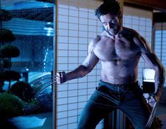 Hugh Jackman in The Wolverine (© Twentieth Century Fox)