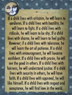 Parents Creed