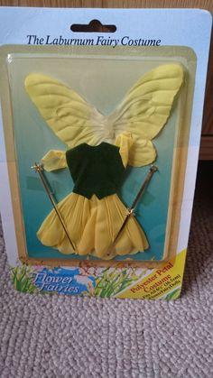 Laburnum Fairy Dress
