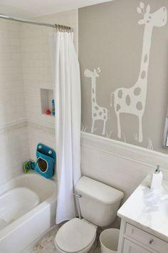 Blog Fê Sena – Fashion Decor » » 30 ideias para banheiro de bebê