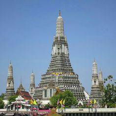 Wat Arun (Temple of Dawn), picture from asien.net
