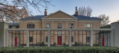 Own This Majestic David Adler Designed Lake Forest Manse - On The Market - Curbed Chicago
