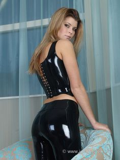 It's everything you've already seen, but all killer and no filler! Leather And Lace, Leather Pants, Vinyl Clothing, Latex Girls, Sexy Latex, White Girls, Cool Girl, Dress Outfits, Girls Dresses