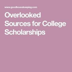"no essay"" college scholarship apply every month the  5 overlooked sources for scholarships"