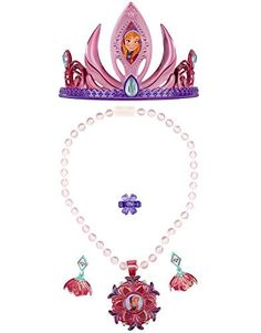 Disney Frozen Anna Tiara and Jewelry Set -- Read more reviews of the product by visiting the link on the image.