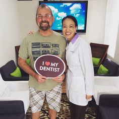 It's a beautiful morning in South Florida with our happy patient! #PremierSmileCenter #DrJohnson #FortLauderdaleFL #MiamiFL #DentistMiami #ilovemydentist #happy #beautifulmorning #happypatient #fortlauderdaledentist