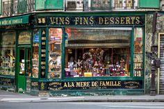 74292c4df1e79 A vintage (1761) chocolate store in Paris 9th arrondissement. Get in an  admire