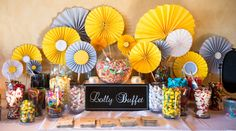 Lolly Buffet blackboard - For Hire @ www.celebrationblackboards.com.au