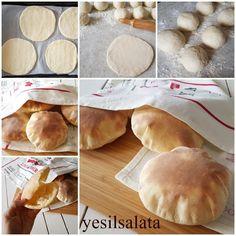 Gobit ekmegi yada Pita ekmegi siz ne demek isterseniz 😄😄😄o olsun adı.. Ankara'nın döneri meşhurdur, gobit ekmek içerisinde donerin tadi bambaska olur 👌Yapımı çok kolay muhakkak deneyin der…