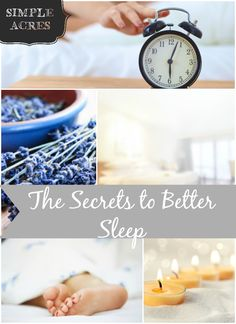 The Ultimate Guide to Sleep Secrets that Work #ad #NatrolBackToSchool