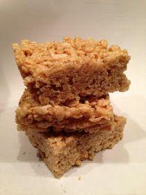 What Vegan Kids Eat: VEGAN Rice Krispy Treats