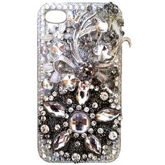 Pearls and star case for iPhone 4/4S