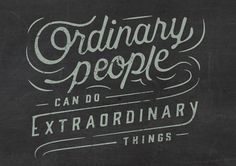 Ordinary people can do extraordinary things. iPhone wallpapers inspirational quotes about change. Tap to see more Beautiful Quotes iPhone Backgrounds! Iphone 6 Wallpaper Backgrounds, Iphone Wallpaper Quotes Bible, Nike Wallpaper, Wallpaper Art, Cool Typography, Typography Letters, Types Of Lettering, Lettering Design, Inspirational Wallpapers