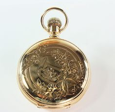 14kt. Gold Watch, 14kt. Gold Elgin Watch,Rare Gold Elgin Watch,Elgin Watch Company