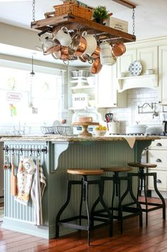 10 Best Painted Kitchen Island Images In 2017 Kitchen Dining