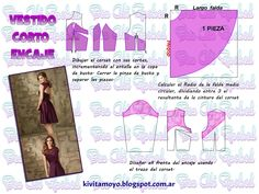 Easy Sewing Patterns, Coat Patterns, Vintage Patterns, Clothing Patterns, Sewing Tutorials, Sewing Projects, Formal Dress Patterns, Wedding Dress Patterns, Modelista